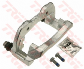 SXP500060 BDA1072 REAR BRAKE CALIPER CARRIER LEFT OR RIGHT VIN AA547441 - BA596157